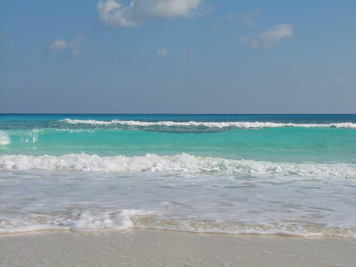 ocean brings peace