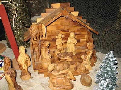 Christmas and nativity