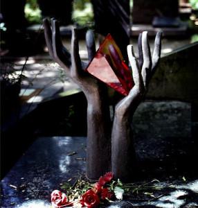 Novodevichy grave, Moscow-1