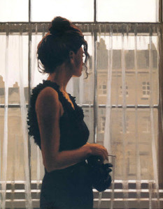 Vettriano, Jack, Yesterday's Dreams