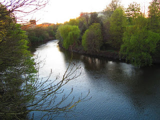 Stainforth River Irwell